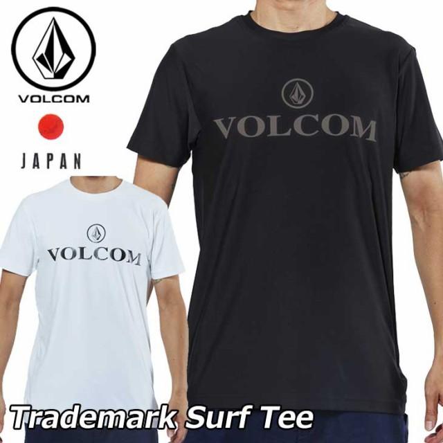ボルコム ラッシュガードTシャツ Trademark Surf ...