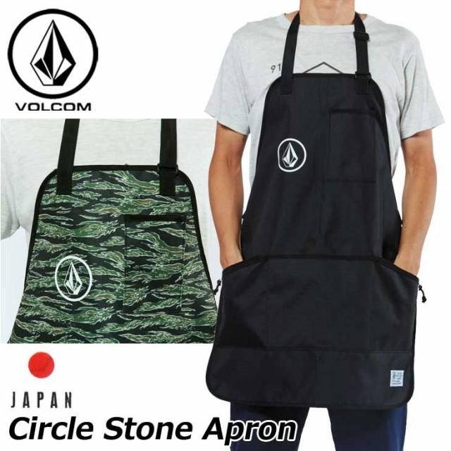 volcom ボルコム エプロン Circle Stone Apron 作...