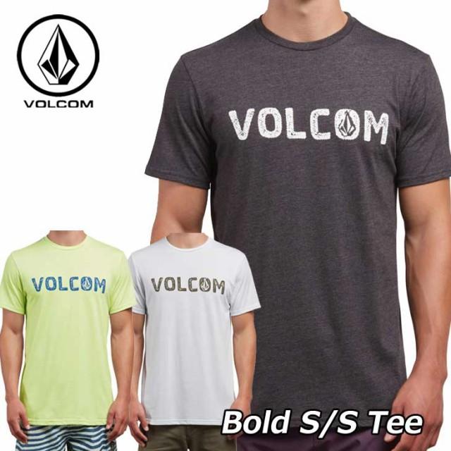 volcom ボルコム Tシャツ Bold S/S Tee メンズ 半...