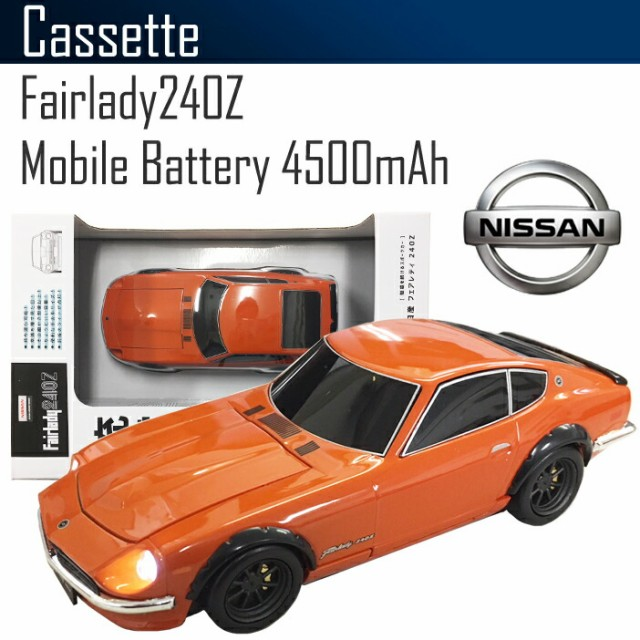 CASSETTE カセット 日産フェアレディ240Z型モバイ...