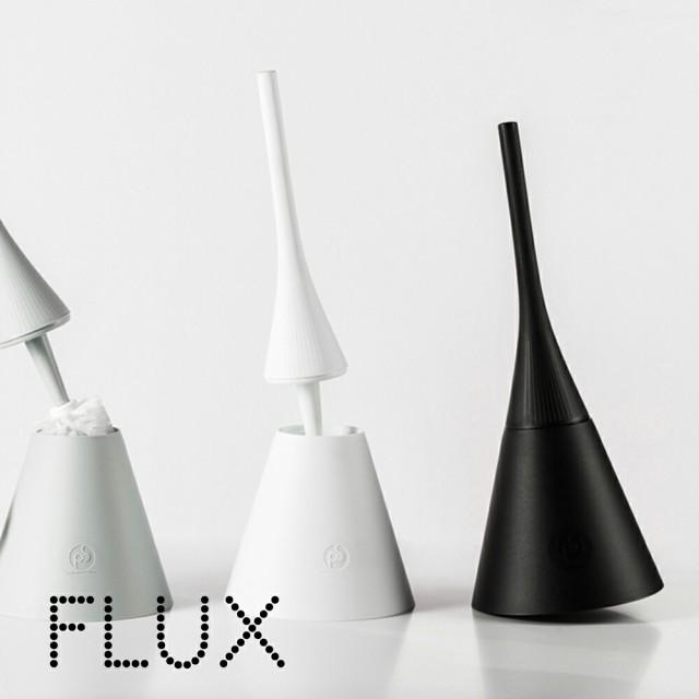 FLUX フルックス かわいい おしゃれ トイレブラシ...