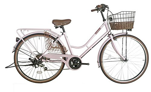 Lupinus 26インチHフレーム自転車 シャンパンピン...