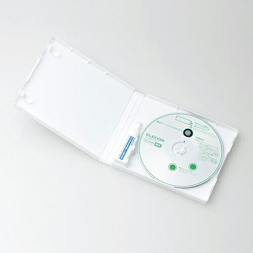 【メール便発送】エレコム TV用クリーナー Blu-ra...