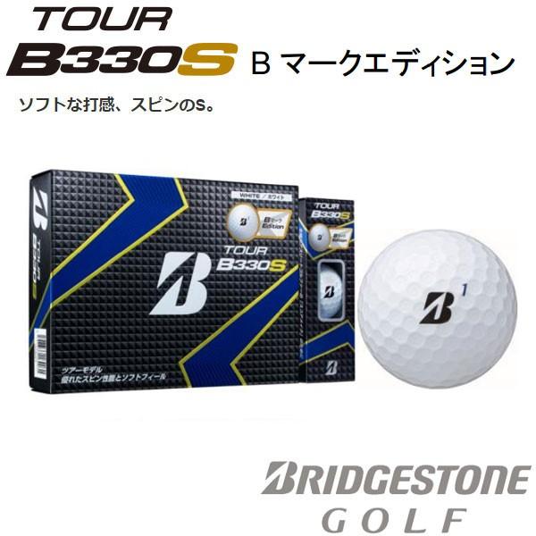 ブリヂストンゴルフ TOUR B330S Bマークエディシ...