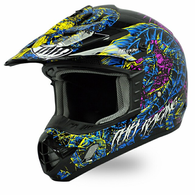 ★送料無料★【THH】 オフロードヘルメット TX-1...