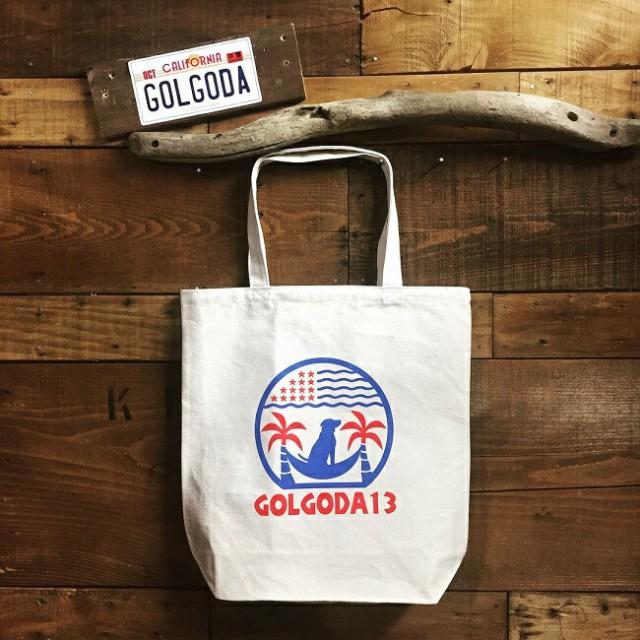 トートバッグ GOLGODA ORIGINAL TOTE BAG ゴルゴ...
