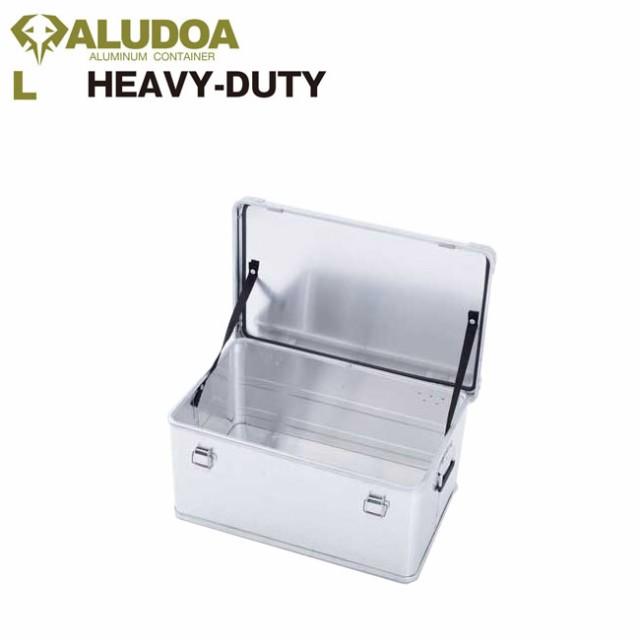 アルミニ コンテナボックス  ALUDOA HEAVY-DUTY L...