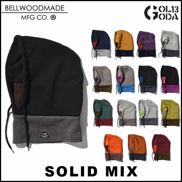 フードウォーマー BELLWOOD BELLHOOD HOOD WARMER...