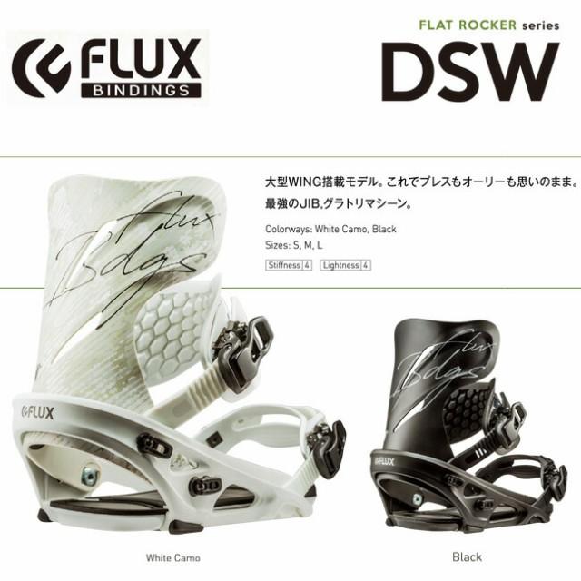 予約10-11月 18-19モデル FLUX DSW BINDING フラ...