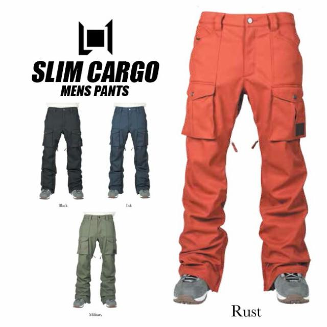 予約10-11月 18-19モデル L1 パンツ SLIM CARGO P...