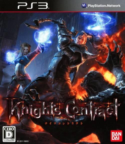【中古】 PS3 Knights Contract