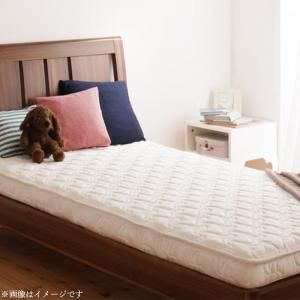 子どもの睡眠を考えた 日本製 マットレス 抗菌・...