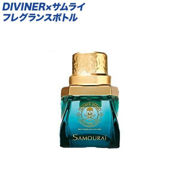 芳香剤 消臭剤 DIVINER×サムライ コラボ ボトム...