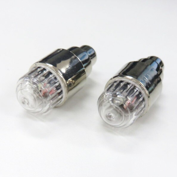 メール便可|ブレイス/BRAiTH:LED内蔵エアバルブ...