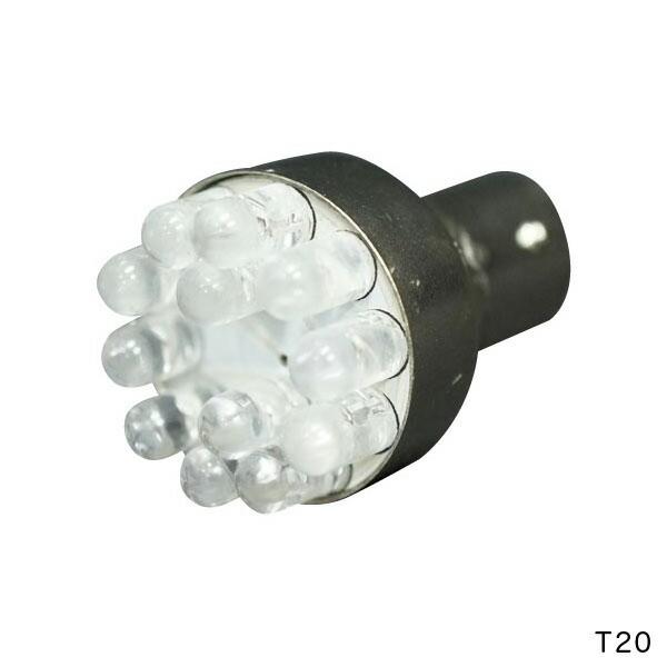 K&M:クルクル LEDロータリー テール レッド T20 ...