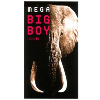 MEGA BIG BOY メ ガ・ビッグボーイ XL 1...