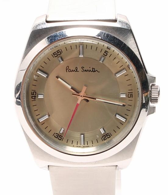 ポールスミス 腕時計 6039-H24741 9N6440 クォー...
