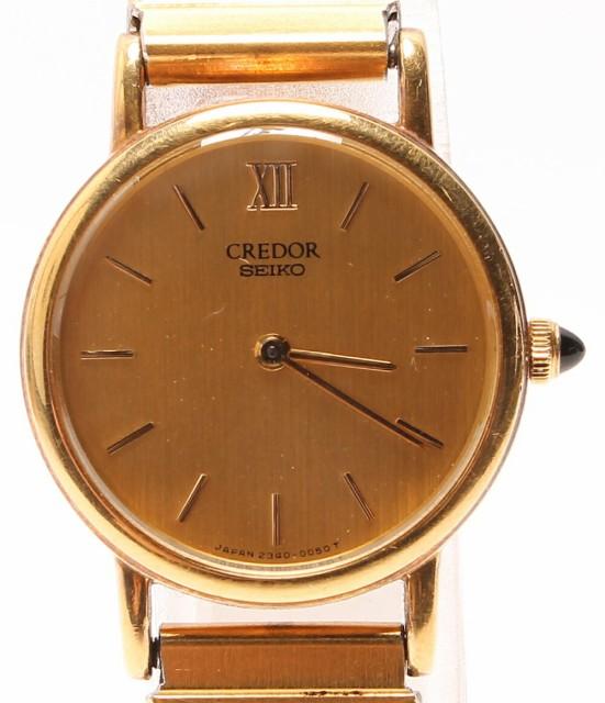 セイコー 腕時計 クレドール 2340-0030 クオーツ ...