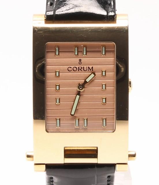 コルム ダボガン 64.151.56 クォーツ 腕時計 ピン...