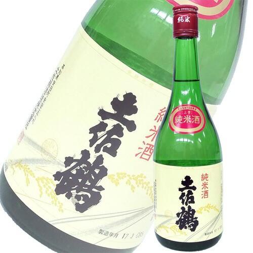日本酒 土佐鶴酒造 土佐鶴 純米酒 720ml 高知