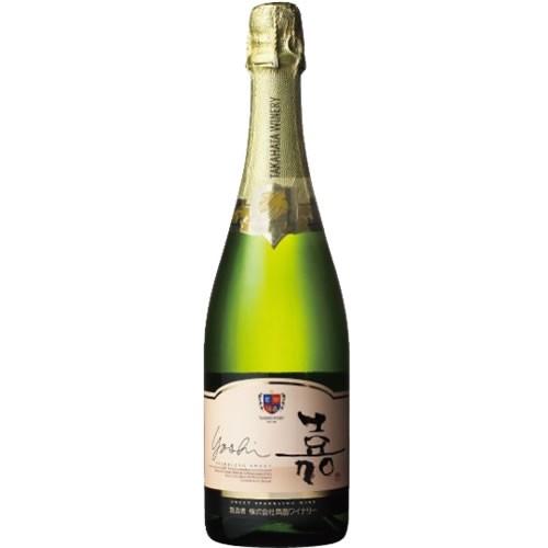 スパークリングワイン 甘口 高畠ワイナリー 嘉 yo...