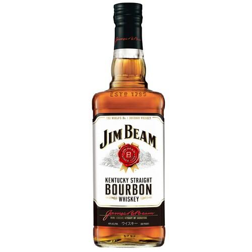 バーボン ウイスキー 洋酒 ジムビーム 700ml サン...