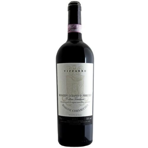 赤ワイン バローネ コルナッキア モンテプルチア...