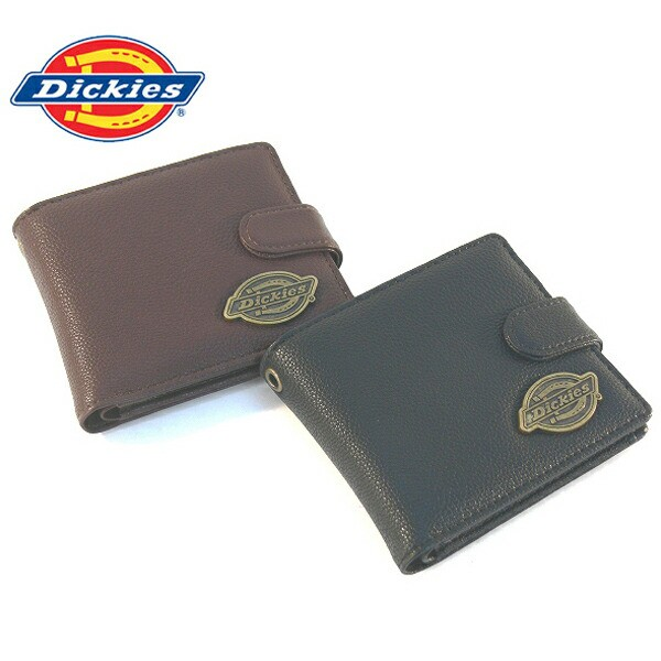 ディッキーズ 財布 Dickies 二つ折り財布 コンパ...