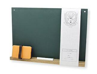 【メール便OK】ちいさな黒板 グリーン A4サイズ ...