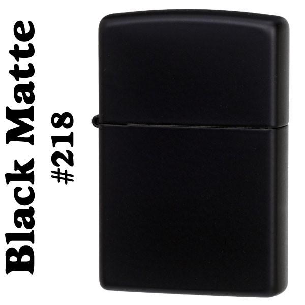 zippo(ジッポーライター)Black Matte ブラックカ...