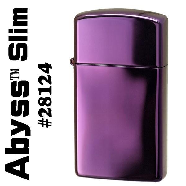 zippo(ジッポーライター)Abyss Slim (アビススリ...