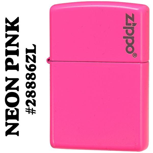zippo(ジッポーライター)無地 Neon Pink(ネオン...