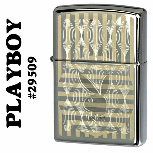 zippo(ジッポーライター) PLAYBOY Engraved #295...