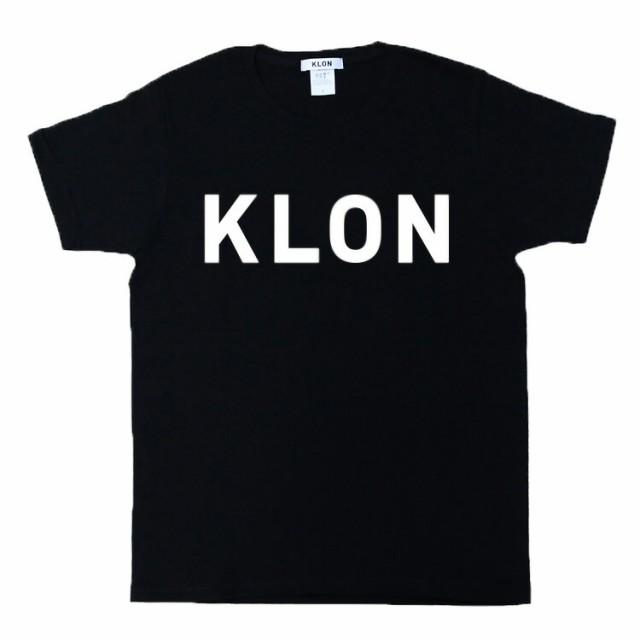 KLON クローン TYPELOGO(big) Tシャツ シャツ カ...