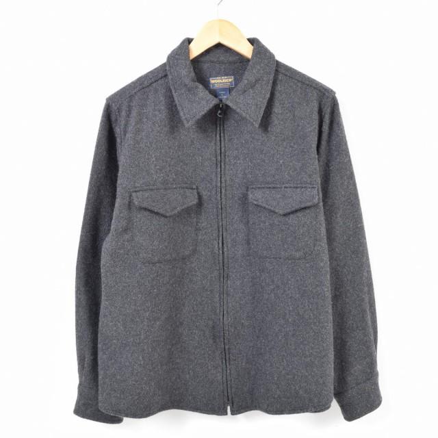 ウールリッチ WOOLRICH ウールシャツジャケット ...