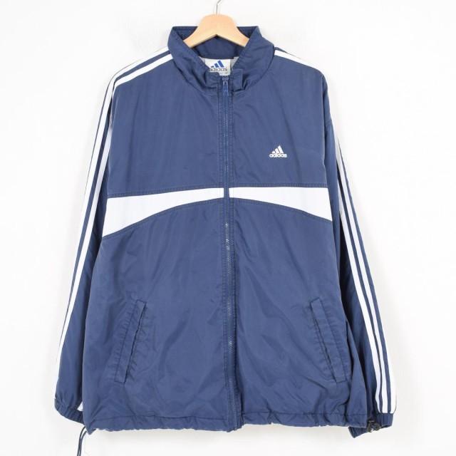 90年代 アディダス adidas ナイロンジャケット メ...