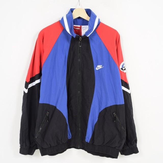 90年代 ナイキ NIKE ナイロンジャケット メンズXX...