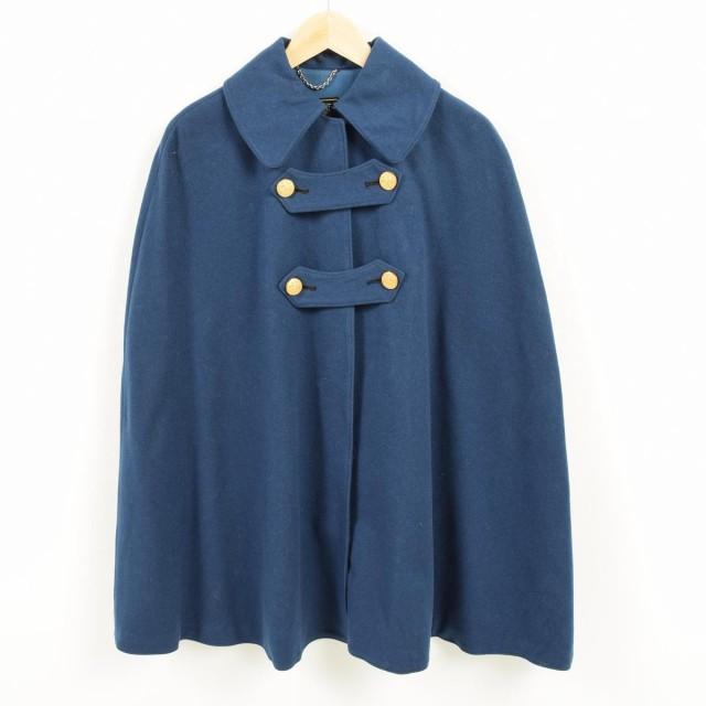 50年代 Brucks ポンチョ ケープコート フリーサイズ ヴィンテージ 【180126】 /wan7685