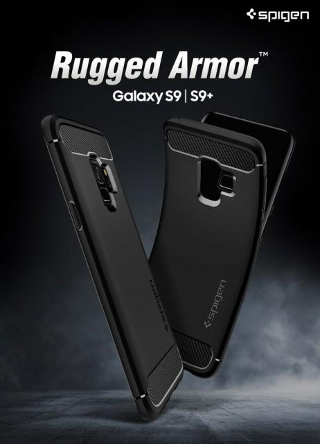 Galaxy S9plus ケース SC-03K シュピゲン ラギッ...