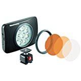 送料無料!manfrotto LUMI LEDライト 550 lux MUS...