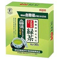 食事のおともに食物繊維入り緑茶 30包