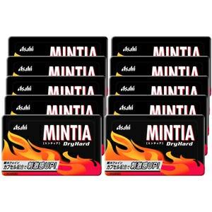 MINTIA ミンティア ドライハード(50粒入)×10個...