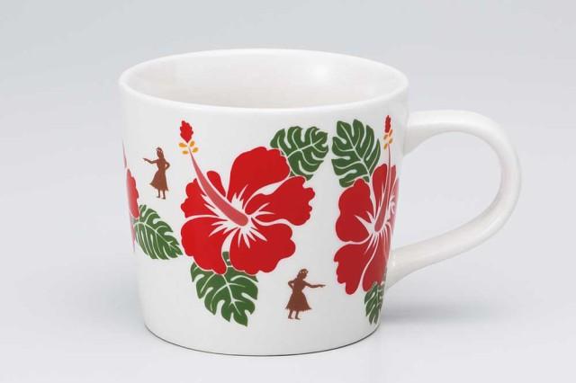 マグカップ コップ コーヒー/ ハワイアンマグ ハ...