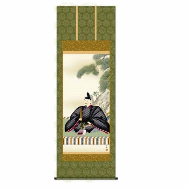 掛軸 【天神】 [小野洋舟] 尺八 [T2C4-043]【代引...