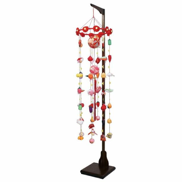 吊るし飾り まり飾り [大] 吊り台付 [ 高さ 約172...