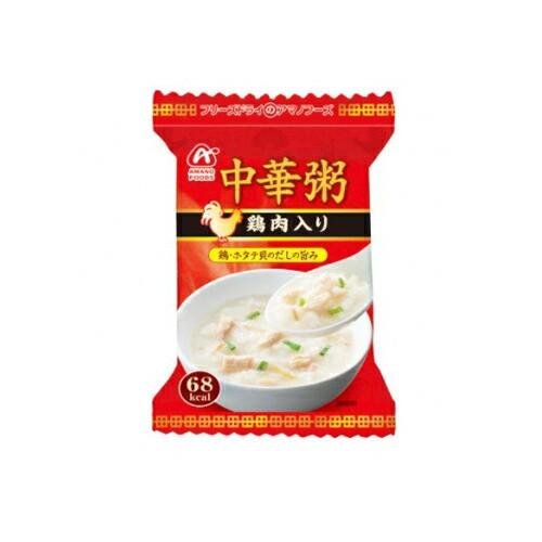 アマノフーズ 中華粥 鶏肉入り(フリーズドライ/...