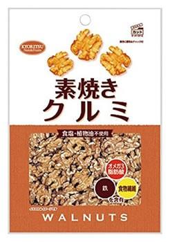 共立食品 素焼き クルミ 徳用 200g