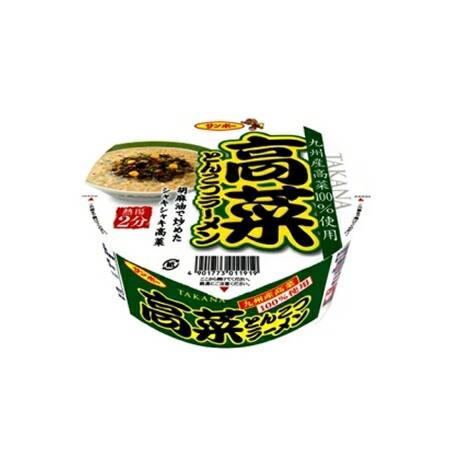 サンポー 高菜とんこつラーメン