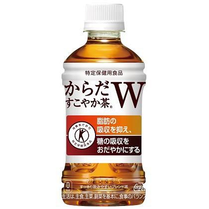 【同梱不可】[コカ・コーラ] からだすこやか茶W(3...