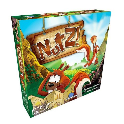 ナッツ! (Nutz!)(DNS-0126) 【Blueorange Ga...